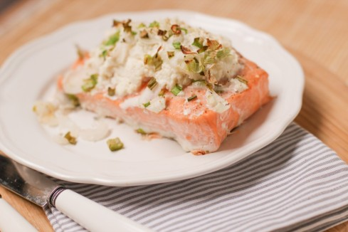 saumon-à-la-ricotta-et-aux-oignons-verts-baked-salmon-with-ricotta-and-spring-onions-1-of-1-2-1024x682